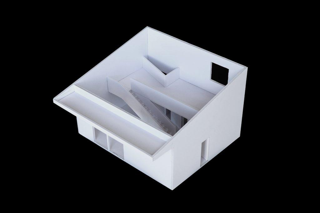 Ceramist House. Model