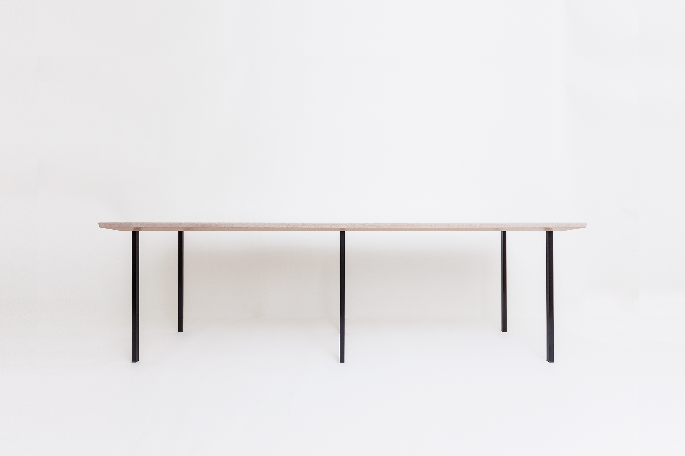 Long Table. Front view