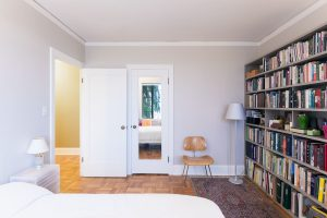The Envoy. Bedroom