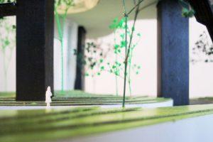 Vertical Zoo. Model detail, level 7